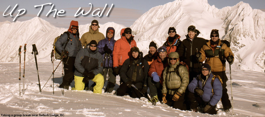 Guided Group and Corporate Activities, Team Building, Rock climbing, Ice climbing, Rappeling, Hiking, Snow-shoeing, Scrambling, Nature walks in Banff, Canmore and Lake Louise